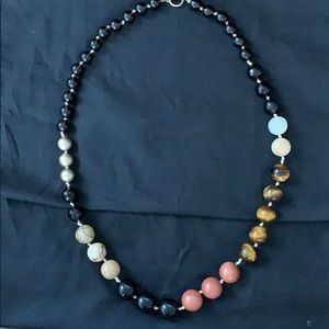 Sigrid Olsen bead necklace 32 inches long